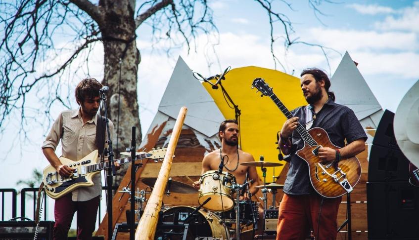 Boogaloo Mountain Jam 2016